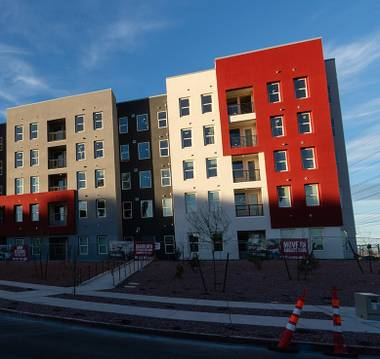 The area surrounding UNLV comprises an assortment of suburban-scale apartments and strip-mall retail plazas, and that's pretty much the way it's been for years. But this year, the University District will see the ...