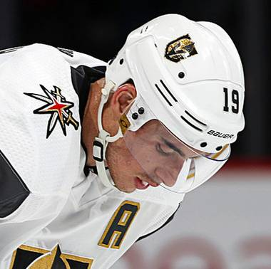 So much for a shortage of suffering; heartbreak is here. Sports sadists should be more than sufficiently sated after the Golden Knights' devastating first-round playoff series loss ...