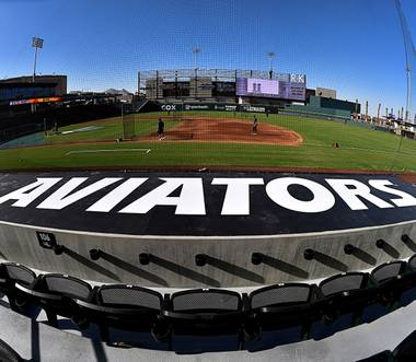 Since opening in April, the 10,000-seat, $150 million Downtown Summerlin ballpark has become one of the places to be—and to be seen—in the Vegas Valley. The pool area, located ...