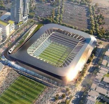 MLS Commissioner Don Garber said in April that Las Vegas will be one of the cities considered, but so are Charlotte, Detroit and Phoenix. Once Renaissance and the city agree to a plan for a stadium, they will submit a bid ...