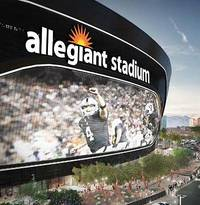 A year ago, Allegiant Air executives weren't thinking about acquiring naming rights to a National Football League stadium in Las Vegas. But the chance to bring unprecedented awareness to ...
