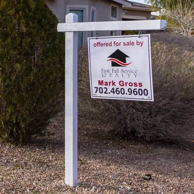 An already tight Las Vegas-area housing market became even more condensed last month, according to a report released today. Continuing a trend seen during the pandemic, the number of ...
