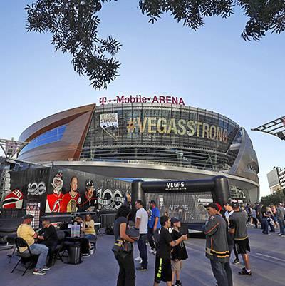 T Mobile Arena Las Vegas Weekly