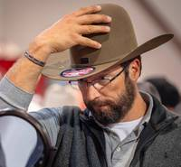 Cowboy Christmas, which brings more than 250,000 shoppers to the Las Vegas Convention Center during the nearly two-week National Finals Rodeo, won't happen ...