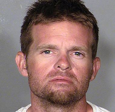 A son of Nevada rancher and states' rights advocate Cliven Bundy was jailed in Henderson on warrants for violating a domestic violence restraining order ...