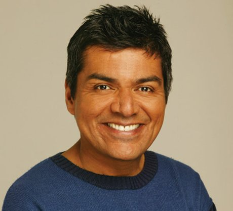 George Lopez at the Hilton