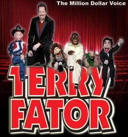 Terry Fator at the Hilton