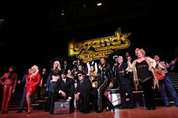 Legends in Concert at Harrah's