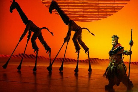 'The Lion King' at Mandalay Bay