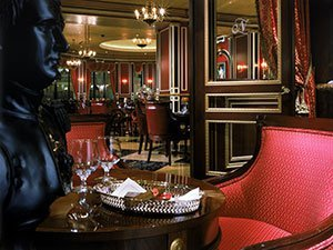 Live music at Napoleon's at Paris Las Vegas