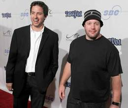 Ray Romano and Kevin James