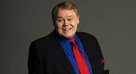 <em>Louie Anderson LOL;)</em> at Palace Station