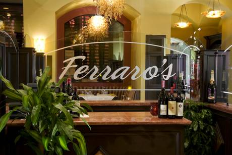Happy Hour at Ferraro's