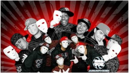 Jabbawockeez present MUS.I.C. at the Monte Carlo
