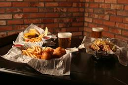 Monday beer specials at Murphy's Law Bar & Grill