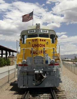Ride the Southern Nevada Railway