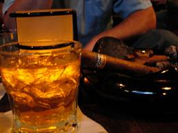 Skin & Scotch Wednesdays at the Lobby Bar