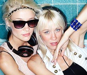 Nervo spins at Queen of Clubs