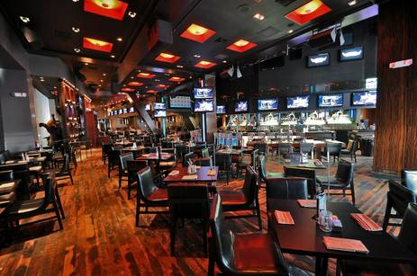 Happy Hour At Pbr Rock Bar Grill