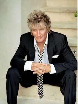 "Rod Stewart's ""The Hits"" at The Colosseum"