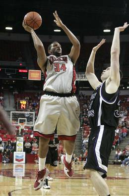 UNLV men's basketball vs. San Diego State