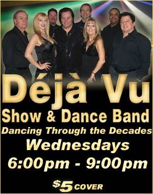 Deja Vu Show and Dance Band