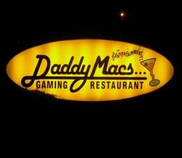 Happy Hour at Daddy Mac's