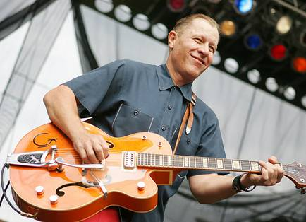 Reverend Horton Heat at House of Blues