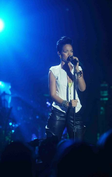 Rihanna at Mandalay Bay