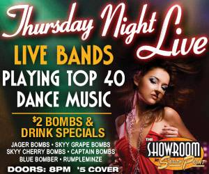 Thursday Night Live at the South Point Showroom