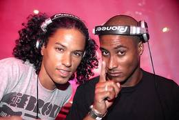 Sunnery James and Ryan Marciano