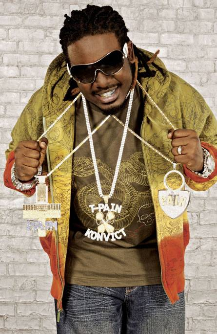 T-Pain at Ditch Fridays