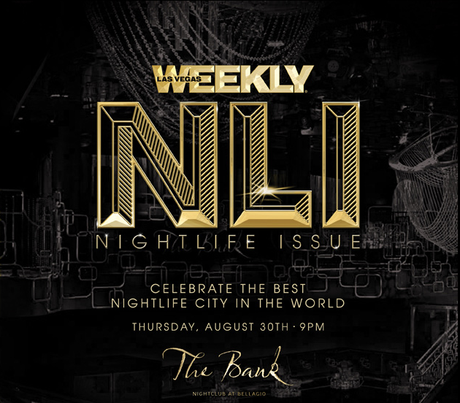 'Las Vegas Weekly's' Nightlife Issue Party