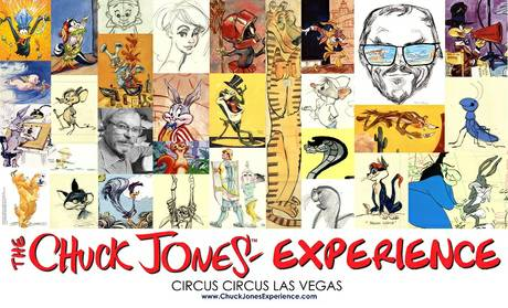 CLOSED - The Chuck Jones Experience