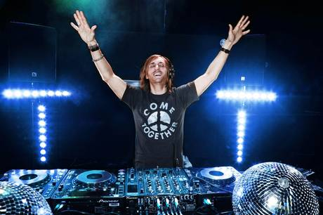 David Guetta and Avicii