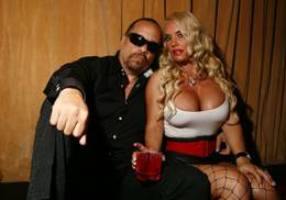 Ice-T and Coco