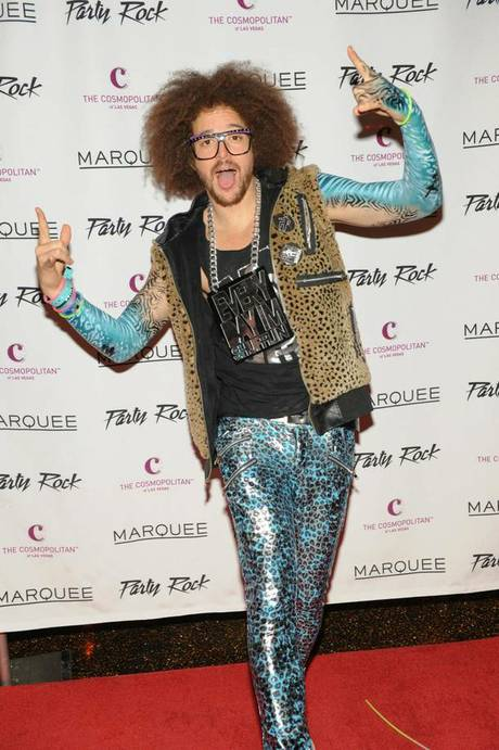 La Freak Fridays with Redfoo