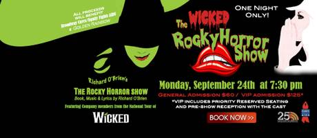 The Wicked Rocky Horror Show