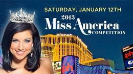 2013 MIss America Competition