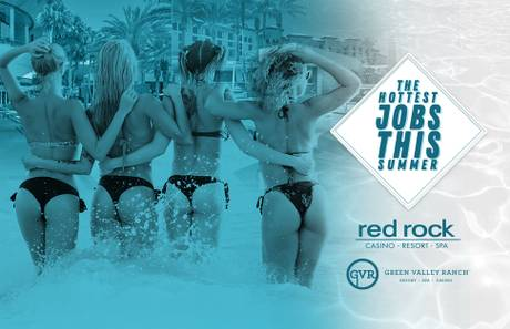 Red Rock Casino and Green Valley Ranch Pool Job Fair