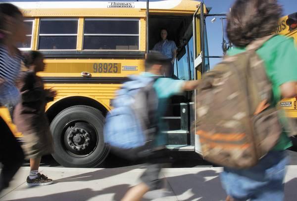 School Bus Routes Are Reinstated Las Vegas Sun News