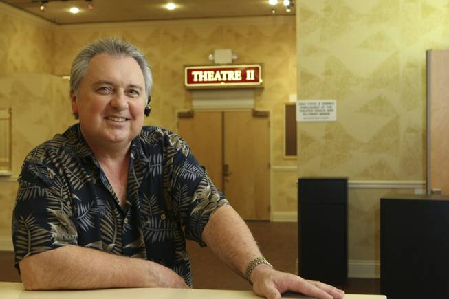 Renovations At Hacienda Movie House Nearly Complete Las Vegas Sun Newspaper
