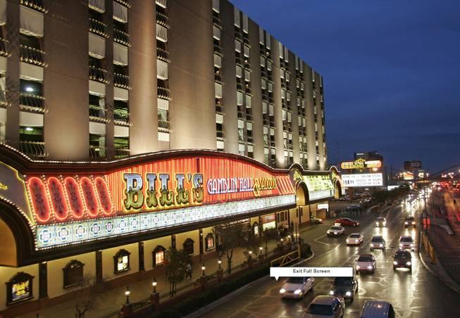 Names Of Casinos In Las Vegas