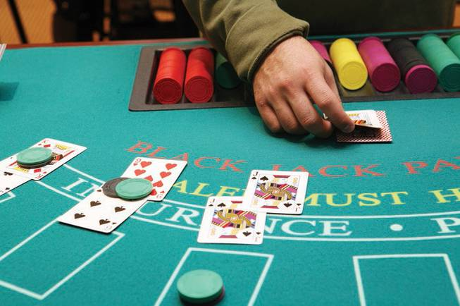 Lower blackjack minimum may not be deal for players - Las Vegas Sun Newspaper