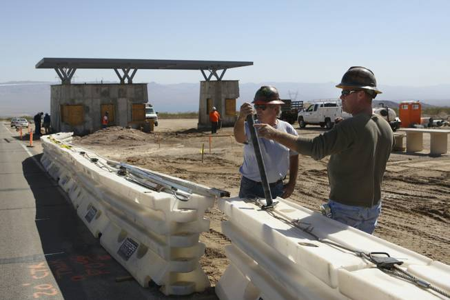 New fee stations to open at Lake Mead area - Las Vegas Sun Newspaper