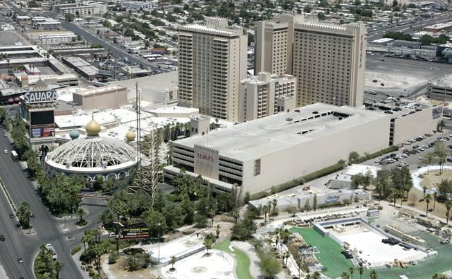 Sahara Cites Weak Demand In Closing Hotel Towers Las Vegas Sun Newspaper