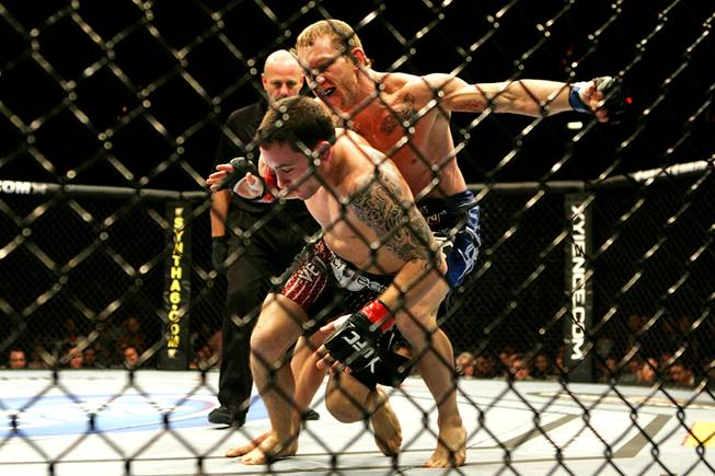 Image result for frankie edgar gray maynard
