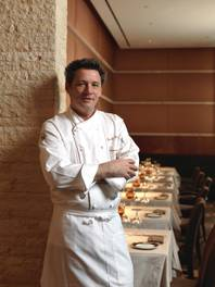 SW Steakhouse Executive Chef David Walzog