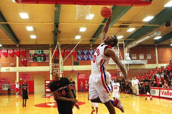 Valley Turns To Freshman Burton For Fourth-quarter Spark