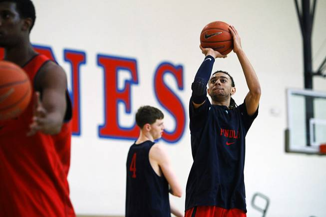Findlay Prep Practice: March 26